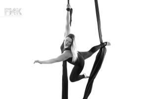 Aerial Silk, Aerial Studio